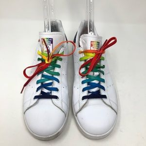 057dffdd8e35 adidas Shoes - Adidas Stan Smith Pride Pack LGBT Rainbow Men 7.5
